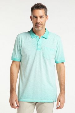 pioneer authentic jeans polo t-shirt blauw