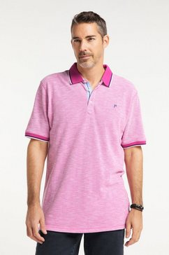pioneer authentic jeans polo t-shirt rood