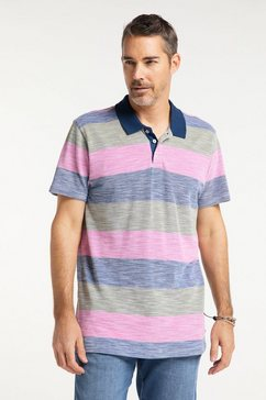 pioneer authentic jeans polo t-shirt groen