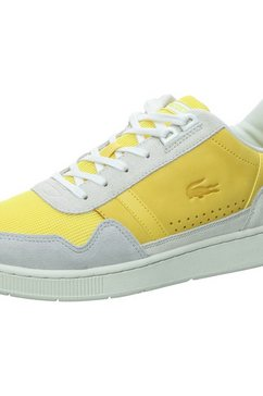 lacoste sneakers »t-clip« wit