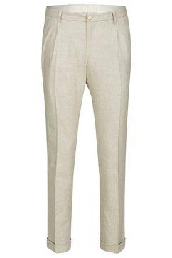 daniel hechter shape fit-pantalon beige