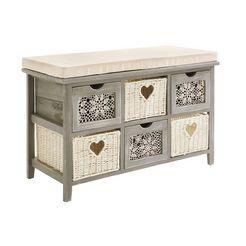 meubelen bank grijs