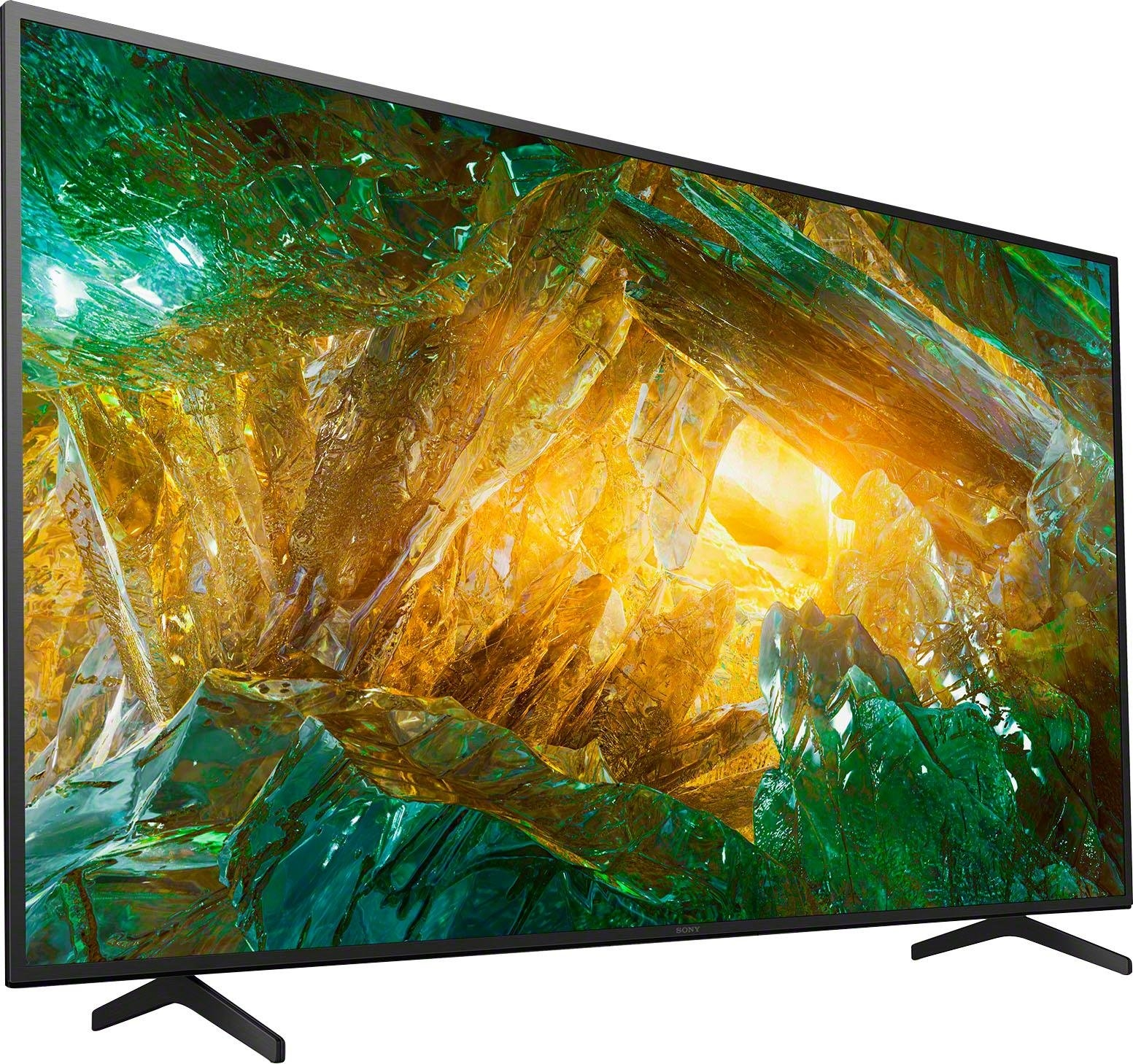 SONY KD55XH8096 Bravia LCD-LED televisie (139 cm / (55 Inch), 4K Ultra HD, Android TV online kopen op otto.nl