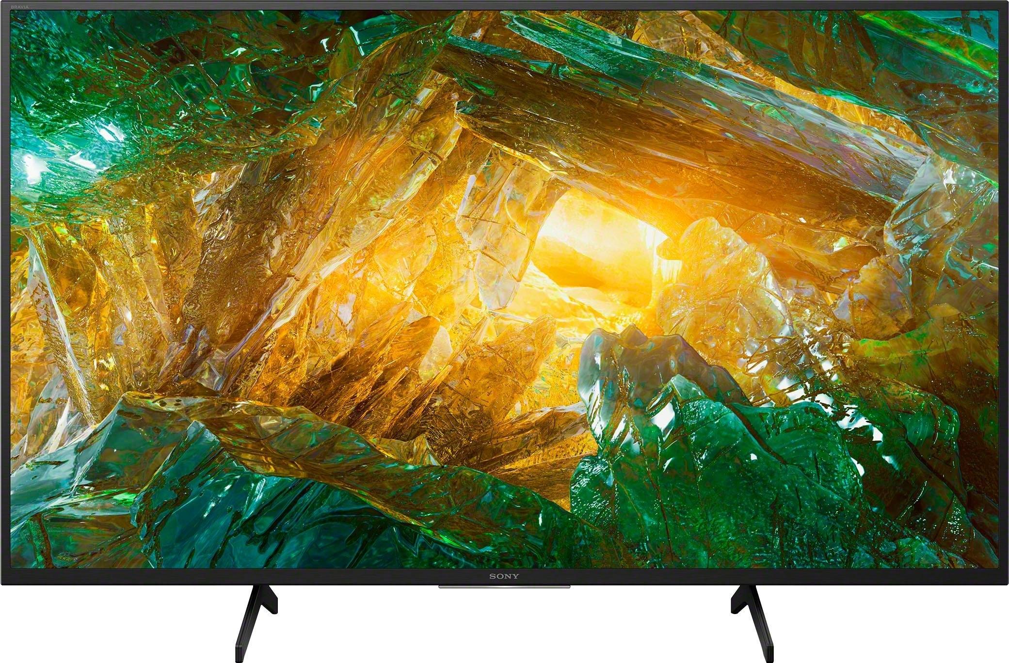 Op zoek naar een SONY KD49XH8096 Bravia LCD-LED televisie (123 cm / (49 Inch), 4K Ultra HD, Android TV? Koop online bij OTTO