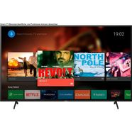 sony kd55xh8096 bravia lcd-led televisie (139 cm - (55 inch), 4k ultra hd, android tv zwart