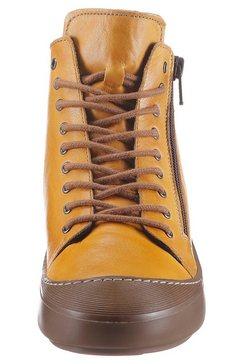 gemini hoge veterschoenen »kaja st.« geel