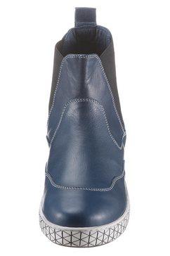 gemini boots zonder sluiting »debby st.« blauw