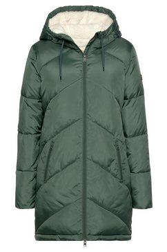 roxy gewatteerde jas »storm warning« groen
