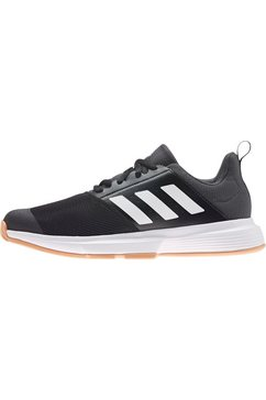 adidas performance indoorschoenen »speedcourt m« zwart