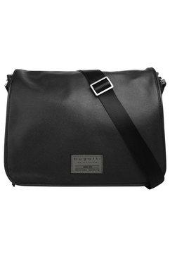 bugatti messenger bag »moto d« zwart