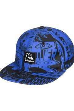 quiksilver snapback cap »flow ride« paars