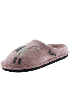 huisschoenen roze