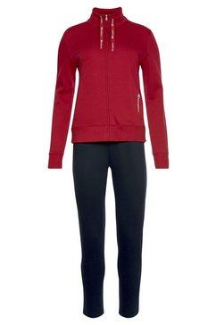 champion joggingpak rood