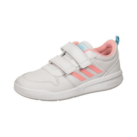 adidas Performance Tensaur sportschoenen wit-roze