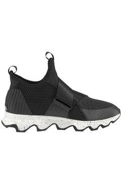 sorel sneakers »kinetic™ sneak« zwart