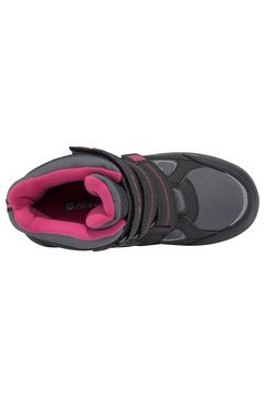 hi-tec outdoorschoenen thunder waterproof grijs