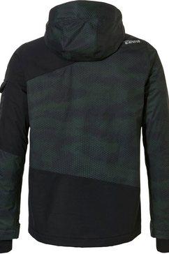 rehall ski-jack »isac« zwart