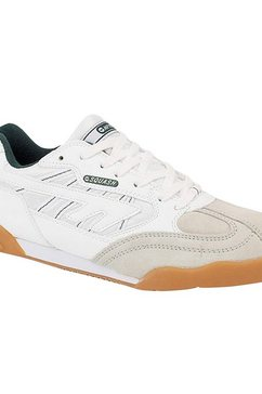 hi-tec sneakers »squash unisex turnschuhe - sportschuhe« wit