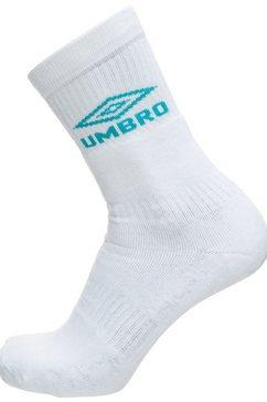 umbro sokken »classico« wit