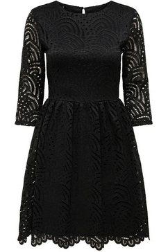only kanten jurk »onledith« zwart