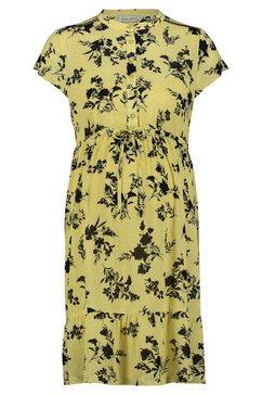 queen mum jurk met voedingsfunctie »bangkok« geel