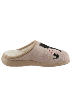 maybe pantoffels »love story« beige