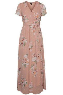 vero moda maxi-jurk »vmlovely« roze
