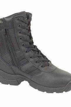 magnum laarzen »damen panther 8 mit reissverschluss (55627)« zwart