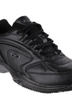 hi-tec fitnessschoenen »herren blast lite turnschuhe« zwart