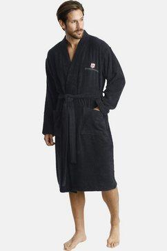 jan vanderstorm badjas zwart