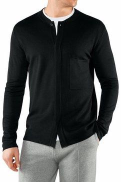falke businessoverhemd »hemd« zwart