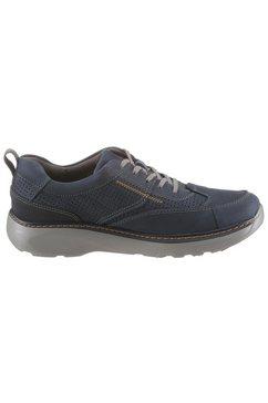 clarks sneakers »charton« blauw
