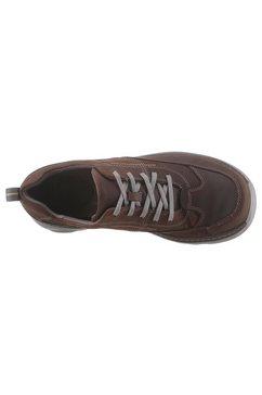 clarks sneakers »charton« bruin