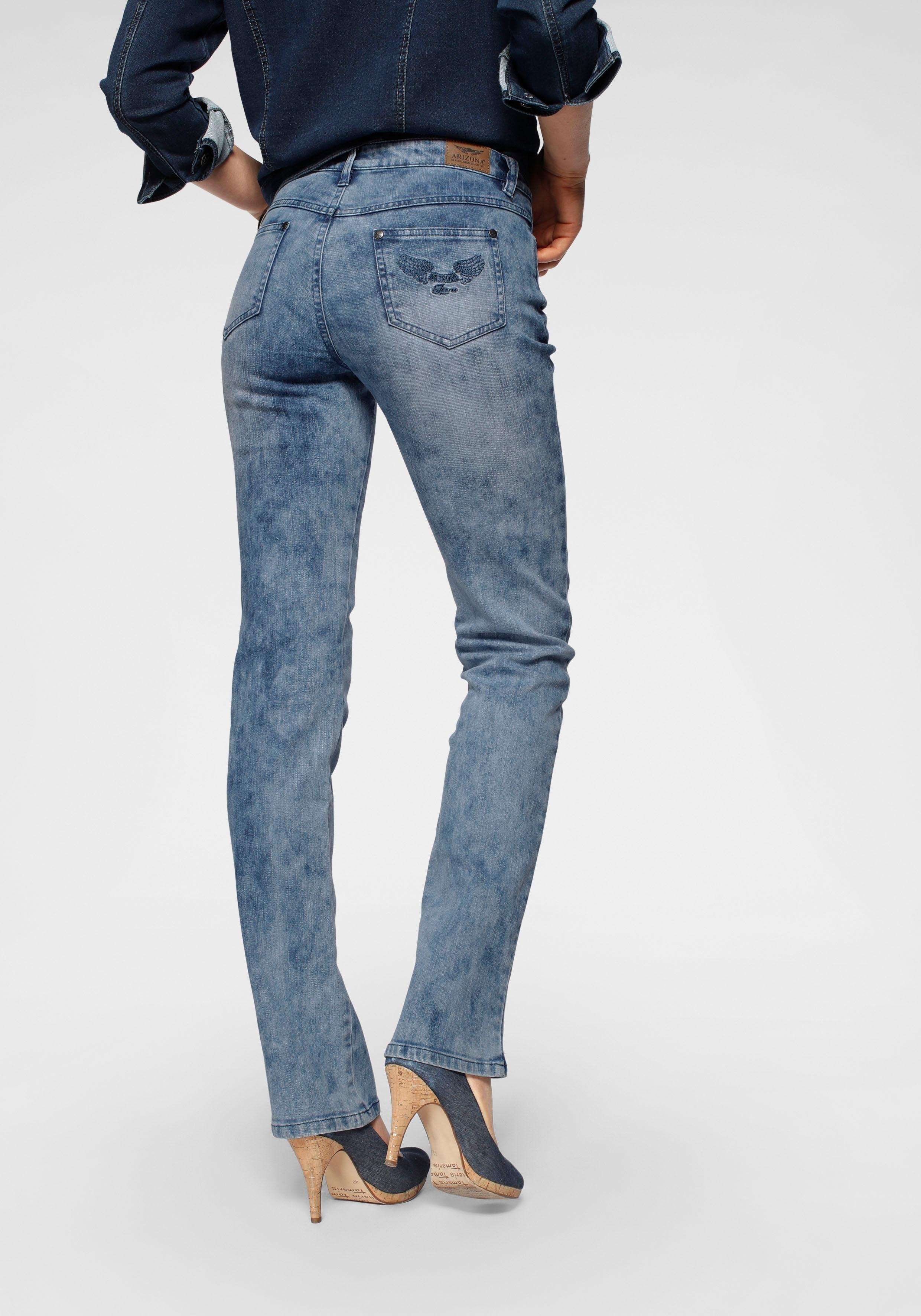 ARIZONA rechte jeans »Comfort-Fit« - gratis ruilen op otto.nl