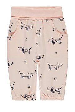 bellybutton joggingsbroek met honden print