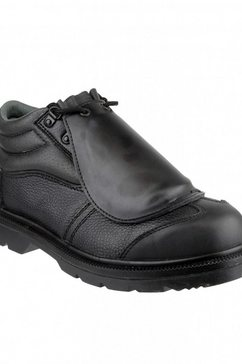 centek werkschoenen »fs333 s3 hro metatarsal heren veiligheidsschoenen« zwart