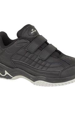 mirak sneakers »contender klettverschluss damen turnschuhe - s« zwart