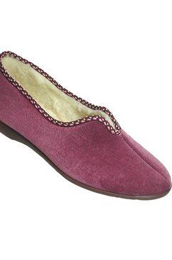 gbs pantoffels »klassische helsinki damen-frauen e« roze