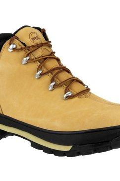 timberland pro werkschoenen »herren splitrock wasserabweisende sicherheitsschuhe« bruin