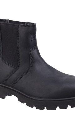 timberland pro werkschoenen »herren sicherheitsstiefel sawhorse mit elastischen einsaetzen« zwart