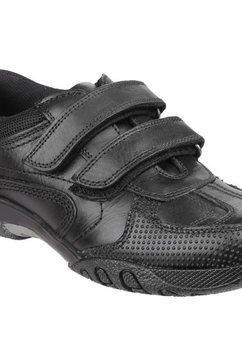 hush puppies klittenbandschoenen »jungen sneakers jezza mit klettverschluss« zwart