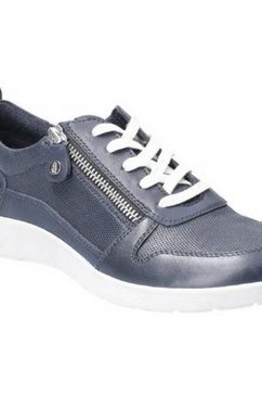 hush puppies sneakers »damen roo« blauw
