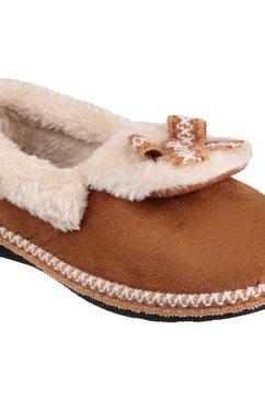1098497546 pantoffels »damen duffy klassik e« bruin