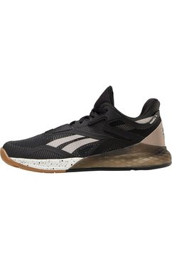 reebok fitnessschoenen »nano x w« zwart