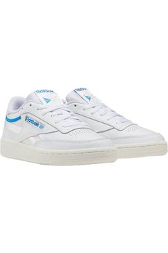 reebok classic sneakers »club c 85« wit