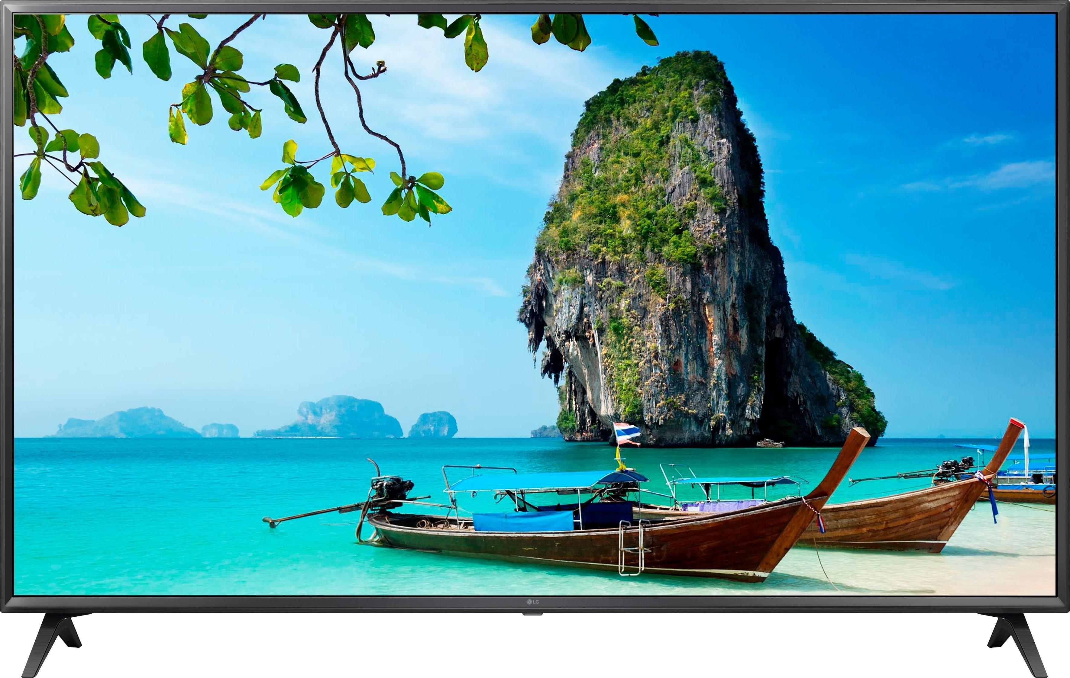 LG 65UN71006LB LED-televisie (164 cm / (65 Inch), 4K Ultra HD, Smart-TV voordelig en veilig online kopen