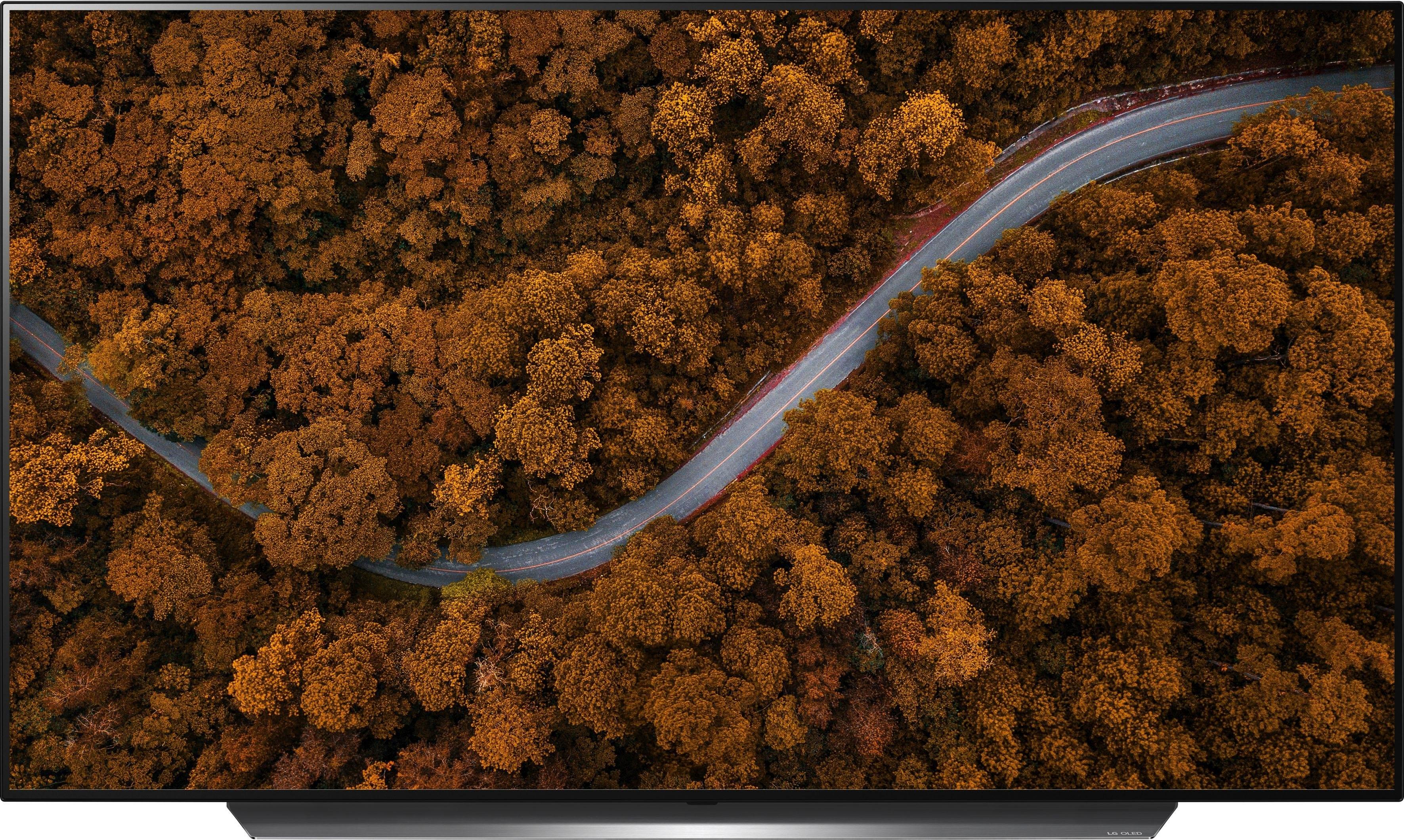 LG OLED65CX9LA OLED-televisie (164 cm / (65 Inch), 4K Ultra HD, Smart-TV nu online kopen bij OTTO