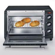 severin »back-und toastofen to 2067« mini-oven zwart