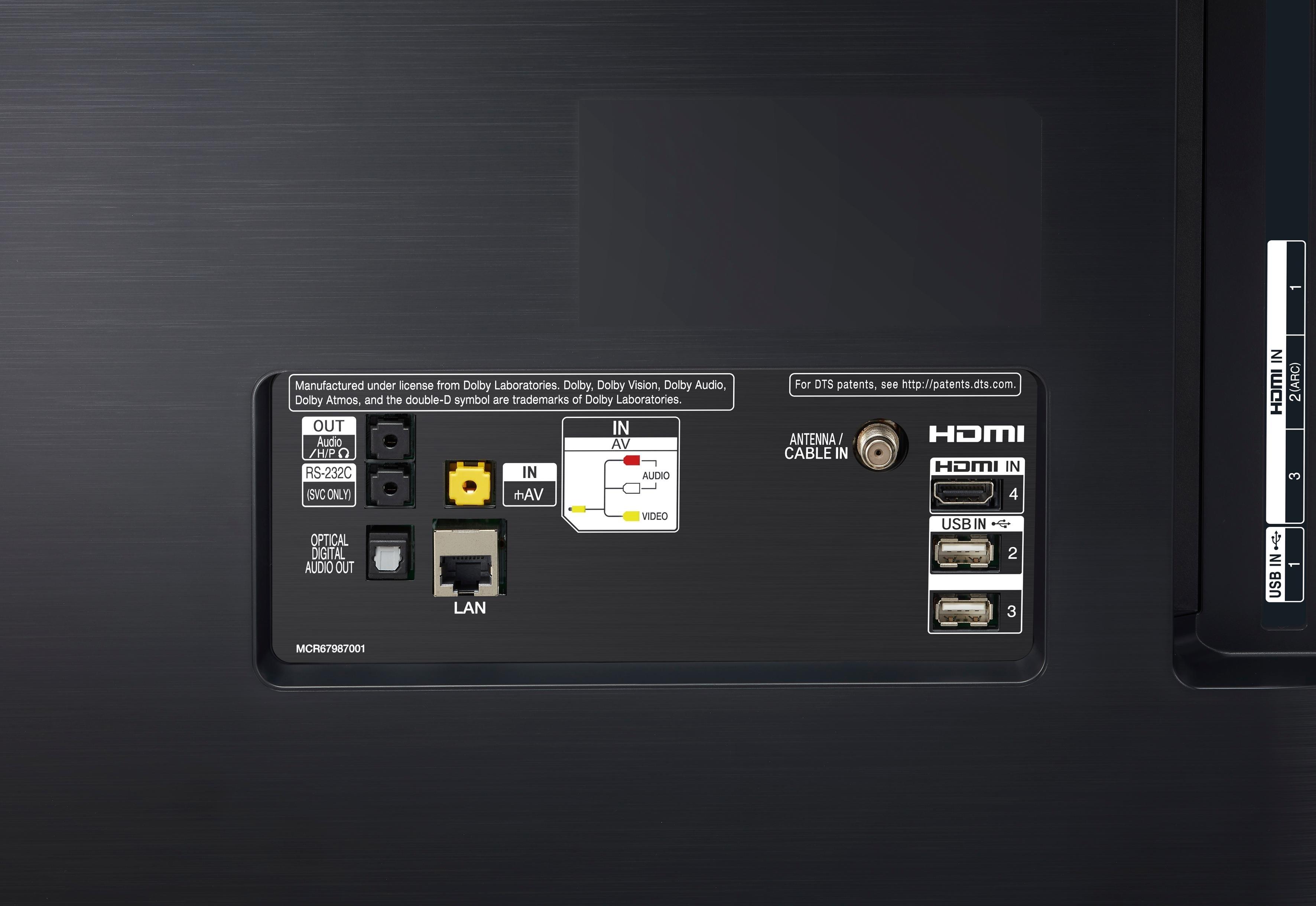 LG OLED65B9SLA OLED-televisie (164 cm / (65 Inch), 4K Ultra HD, Smart-TV nu online kopen bij OTTO