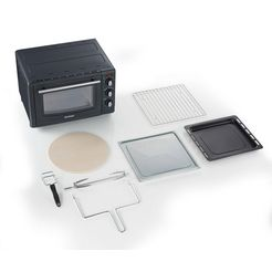 severin »to 2068« mini-oven zwart